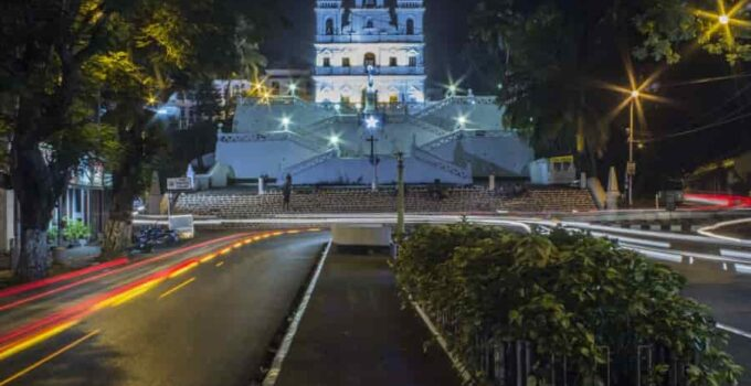 Panjim Church, Our Lady of Immaculate Conception Church, ICC Church Panjim