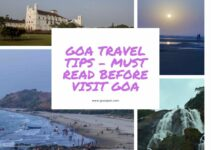 Travel Tips Goa, Goa Guide