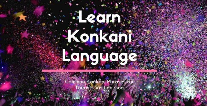 Learn Konkani Language